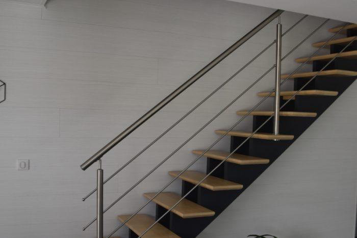 réalisation et pose de votre escalier.